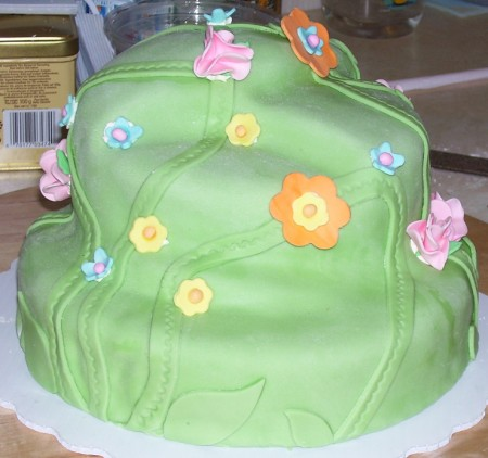 Mothers' Day / Anniversary Cake