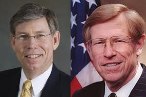 Bill McCollum and Ted Olson