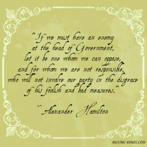 Hamilton-enemy